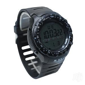 Silicone Digital Wrist Watch
