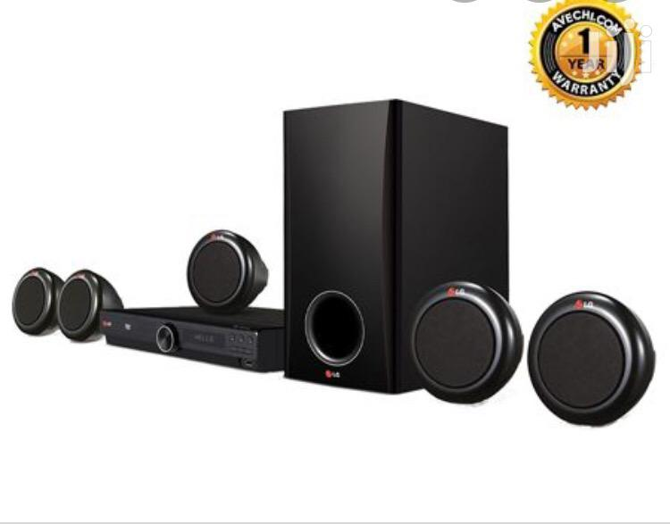 Quality LG 300W DVD Home Theater System - Dh3140s_brand New