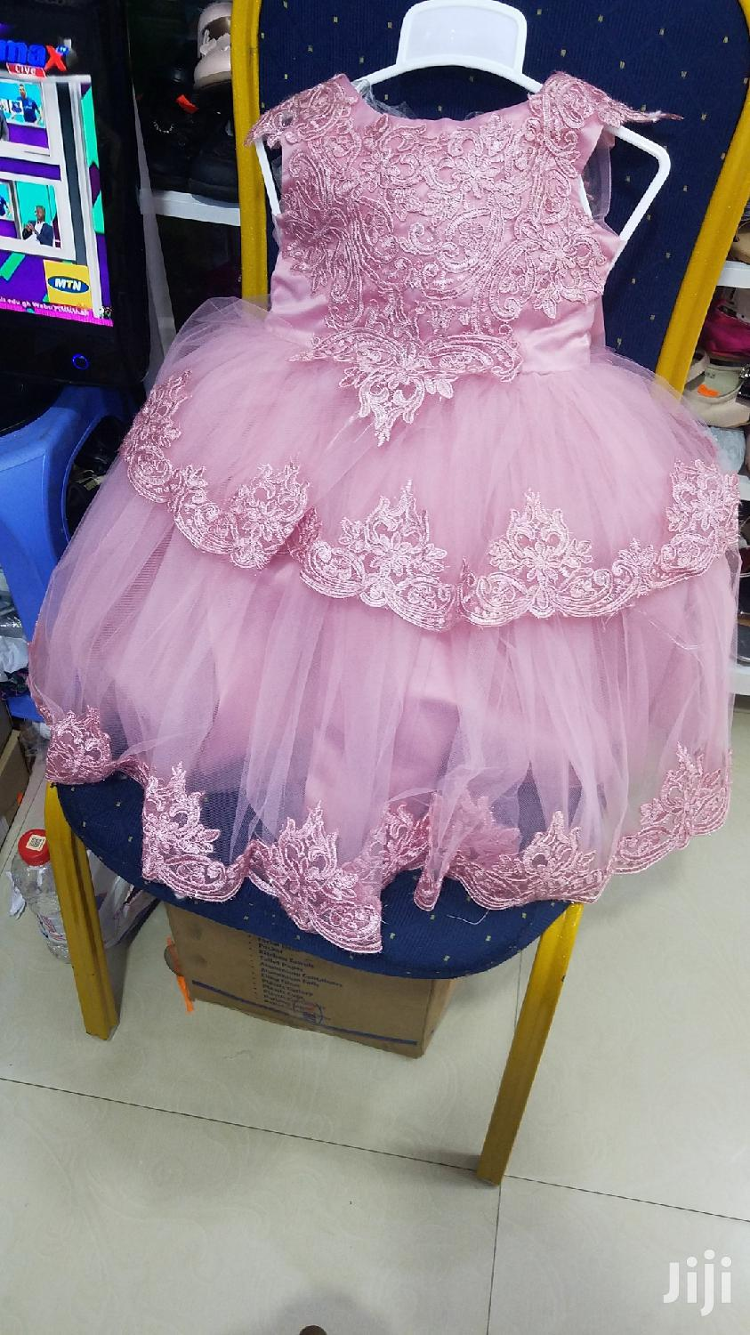 Girls Party Dress | Children's Clothing for sale in North Kaneshie, Greater Accra, Ghana