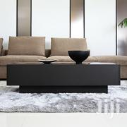 Black Center Table From KSA Next Interior Designs. | Furniture for sale in Greater Accra, Kwashieman