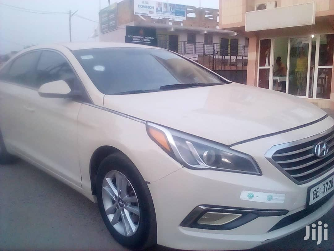 Hyundai Sonata 2015 Gray | Cars for sale in Dansoman, Greater Accra, Ghana