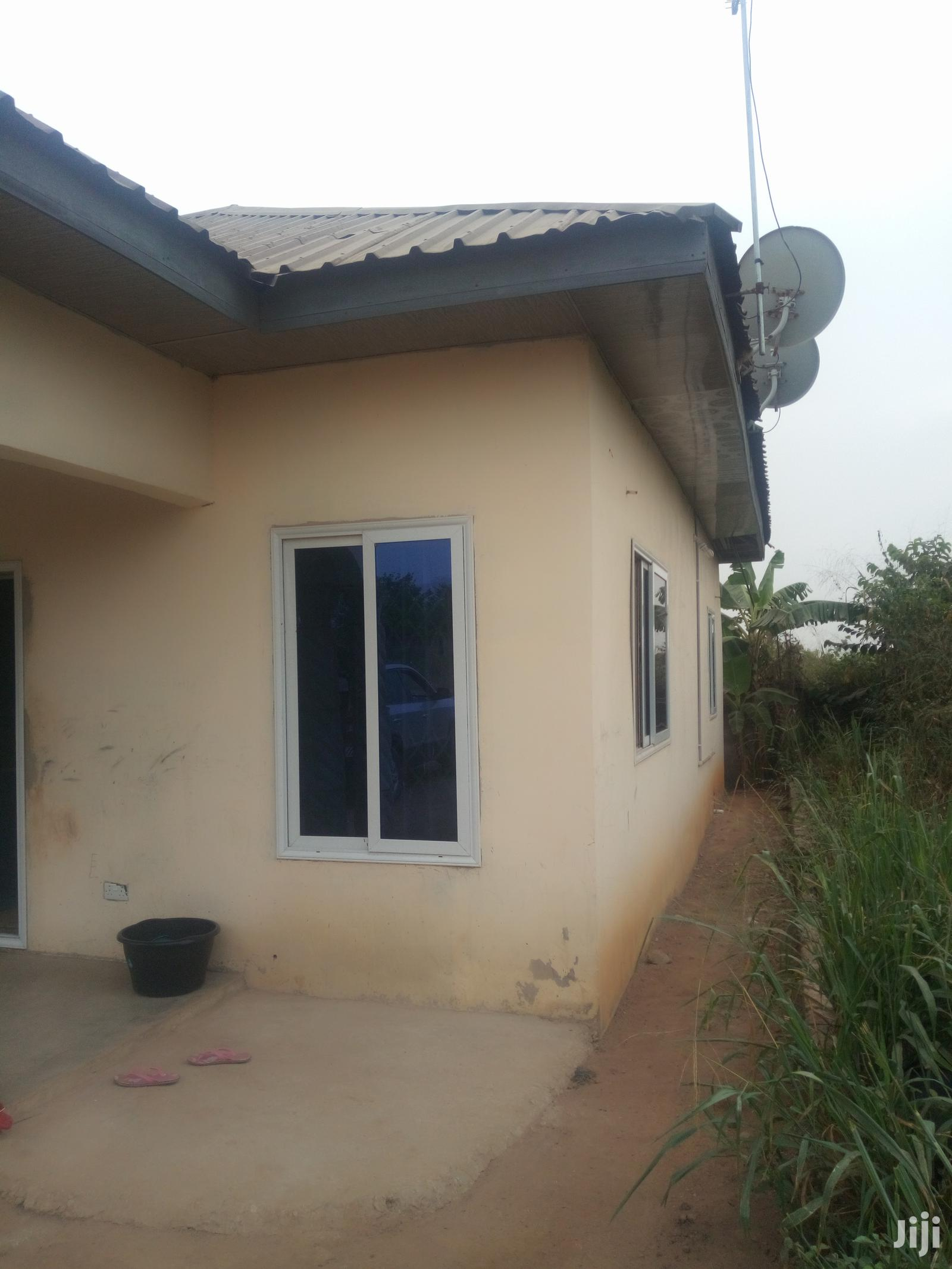 Registered 3brm House At Kasoa Buduburam | Houses & Apartments For Sale for sale in Gomoa West, Central Region, Ghana