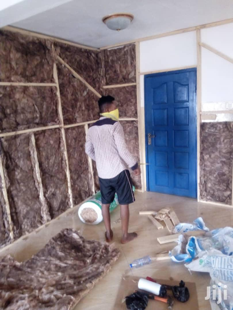 Soundproofing Service | Building & Trades Services for sale in Kwashieman, Greater Accra, Ghana