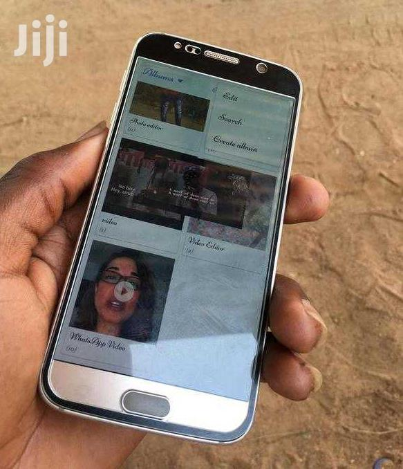 Archive: Samsung Galaxy S6 64 GB Silver