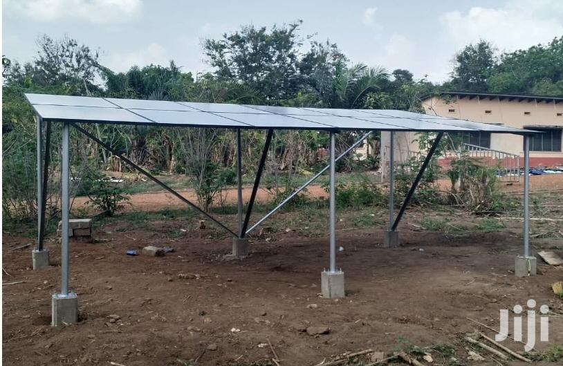 Archive: Solar Water Pump Installation