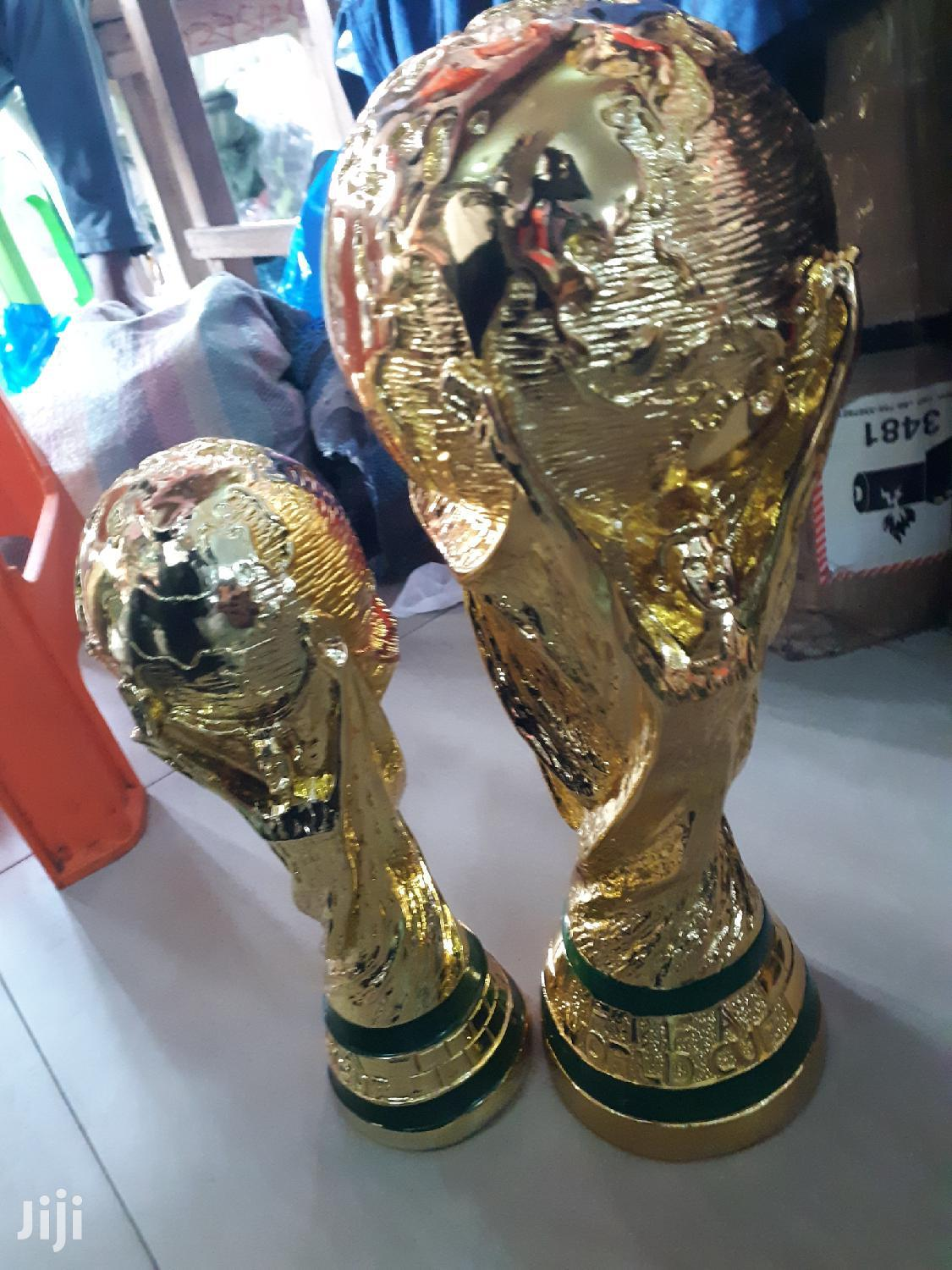 Original Football Trophy At Cool Price | Arts & Crafts for sale in Dansoman, Greater Accra, Ghana