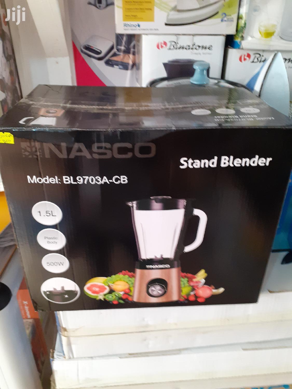 Nasco Glass Blender