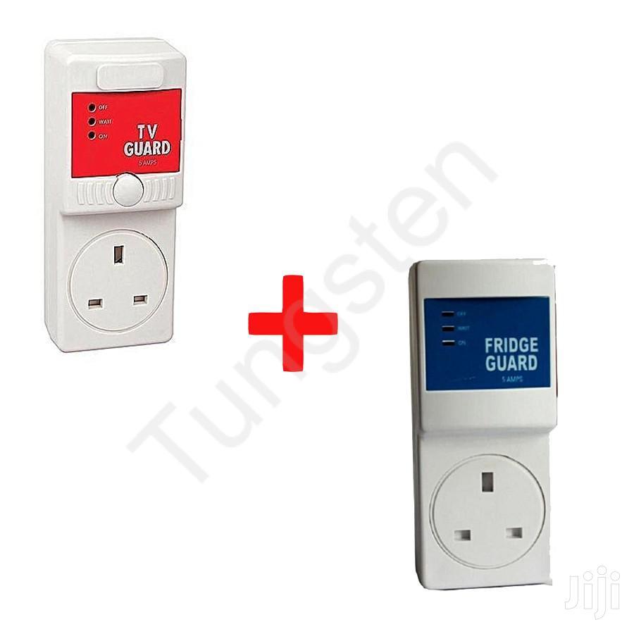 ~*New Voisthled TV Guard+Fridge Guard Power Inverter~5 Amps