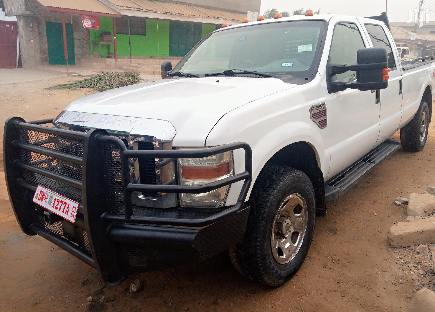 Archive: Ford F-350 2010 White