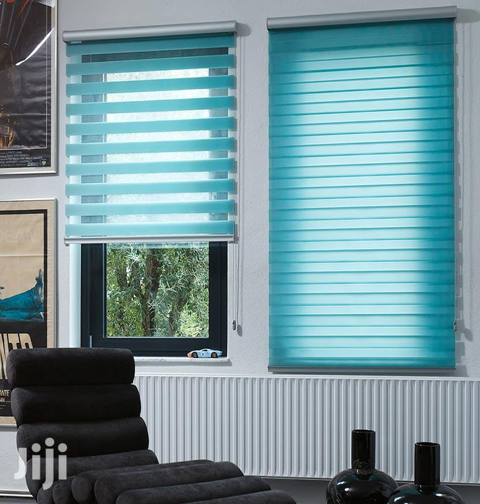 Installation Free Curtains Blinds