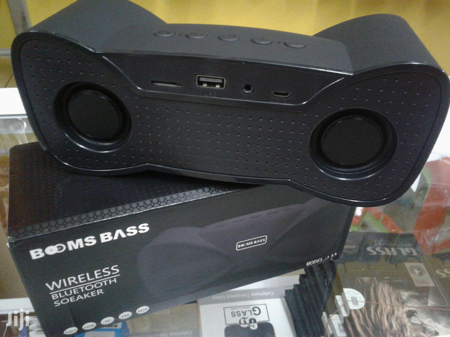 Archive: Booms Bass L11 Wireless Portable Speaker