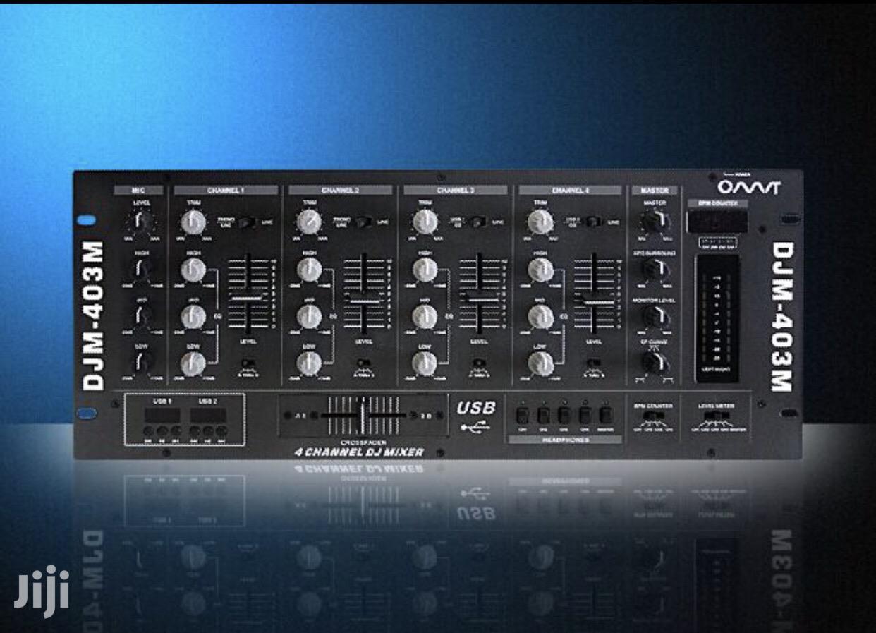 Dj Mixer Numark | Audio & Music Equipment for sale in Accra Metropolitan, Greater Accra, Ghana