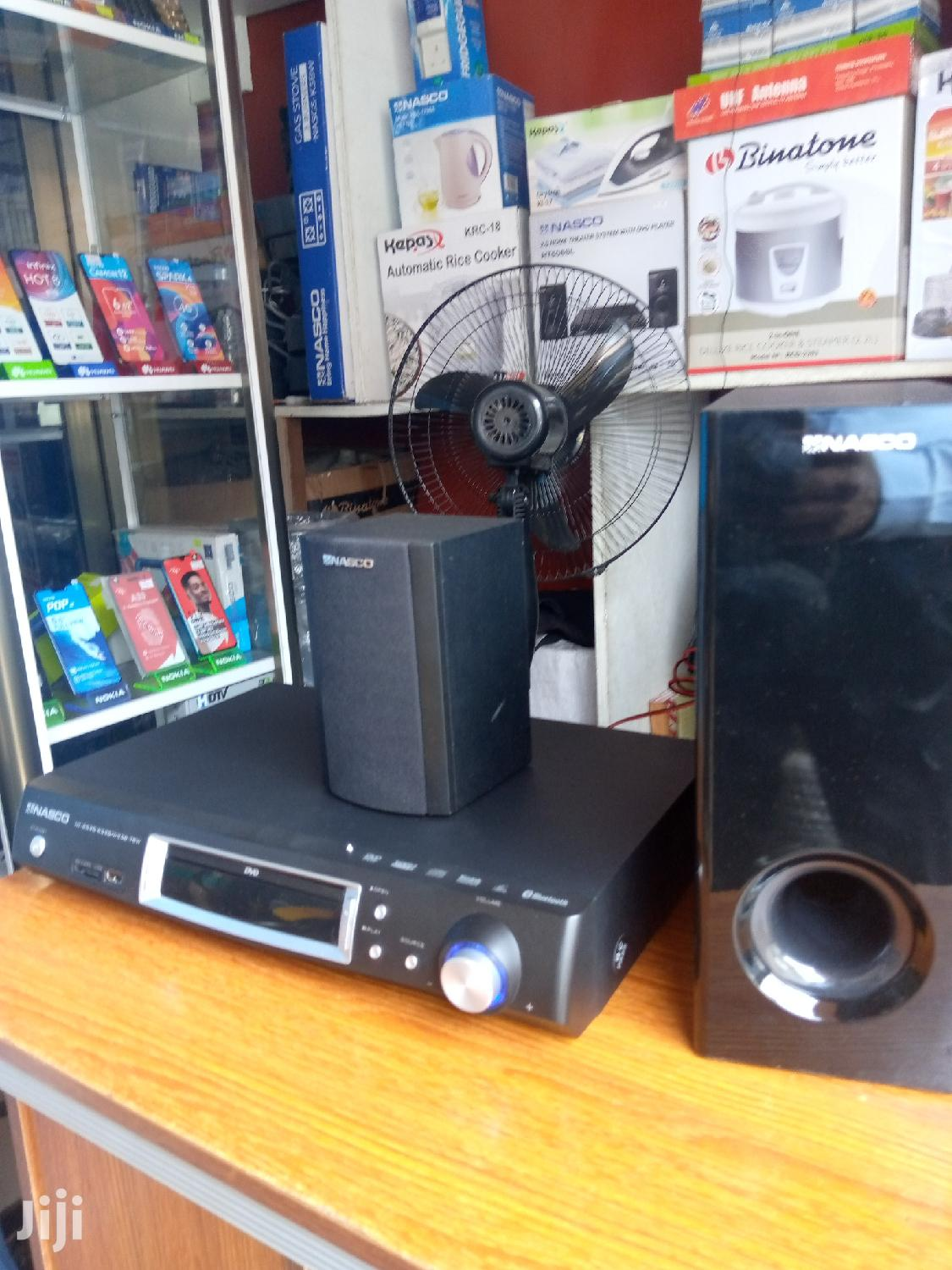 Home Theatre-Nasco 5 Speakers | Audio & Music Equipment for sale in South Kaneshie, Greater Accra, Ghana