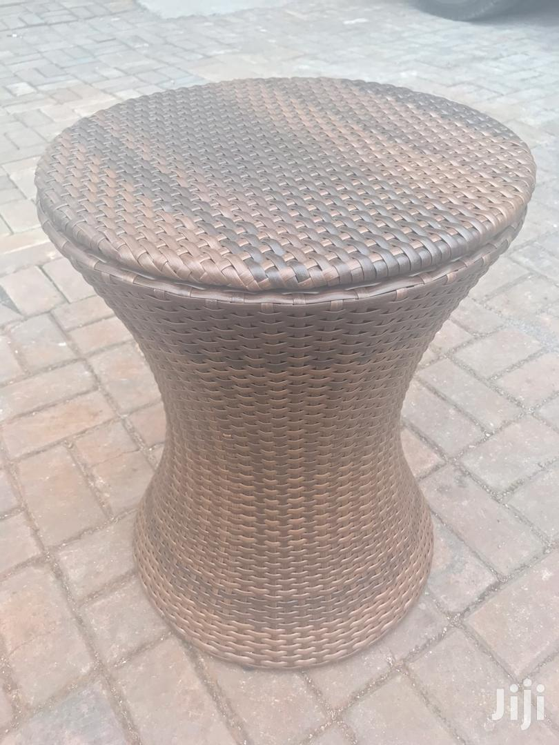 Blossom Rattan Cool Bar Ice Chest   Furniture for sale in Kokomlemle, Greater Accra, Ghana