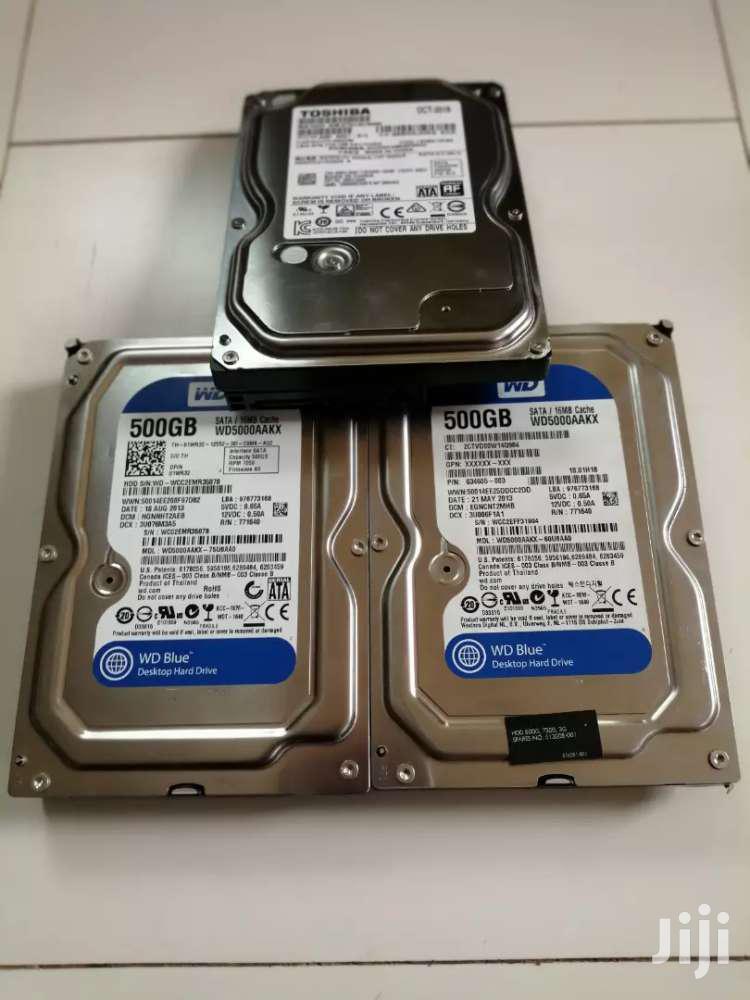 Desktop Harddisk Drives