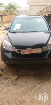 Honda CR-V 2012 EX 4dr SUV (2.4L 4cyl 5A) Black | Cars for sale in Ashanti, Kumasi Metropolitan