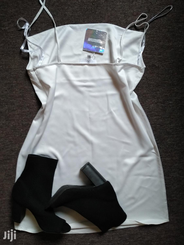 Beautiful Satin Dress | Clothing for sale in Tema Metropolitan, Greater Accra, Ghana