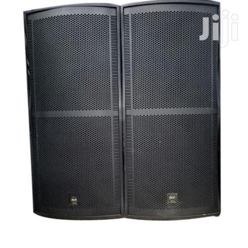 Rcf Full Range Speakers