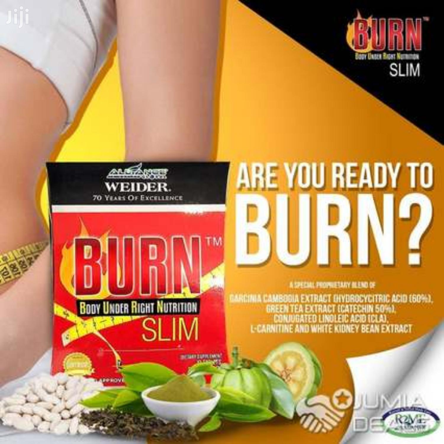 Burn Slim Weight Loss Product | Vitamins & Supplements for sale in Tamale Municipal, Northern Region, Ghana