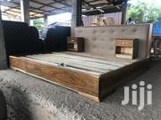 Suffing Wooden Bed | Furniture for sale in Ashanti, Kumasi Metropolitan