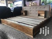 Suffing Wooden Bed   Furniture for sale in Ashanti, Kumasi Metropolitan