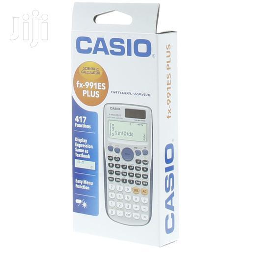 Original Casio Scientific Calculators