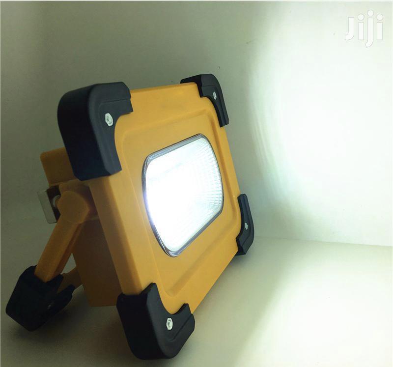 Archive: Portable Multifunction Solar Light
