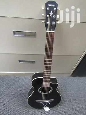 Yamaha Semi Acoustic (Black)   Musical Instruments & Gear for sale in Greater Accra, Dansoman