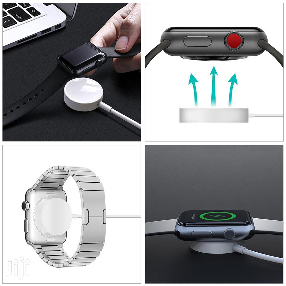 1m Apple Watch Iwatch Magnetic Wireless Charging Cable | Smart Watches & Trackers for sale in East Legon (Okponglo), Greater Accra, Ghana