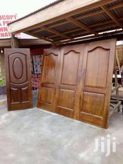 Walnuts Panel Wooden Doors | Furniture for sale in Ashanti, Kumasi Metropolitan