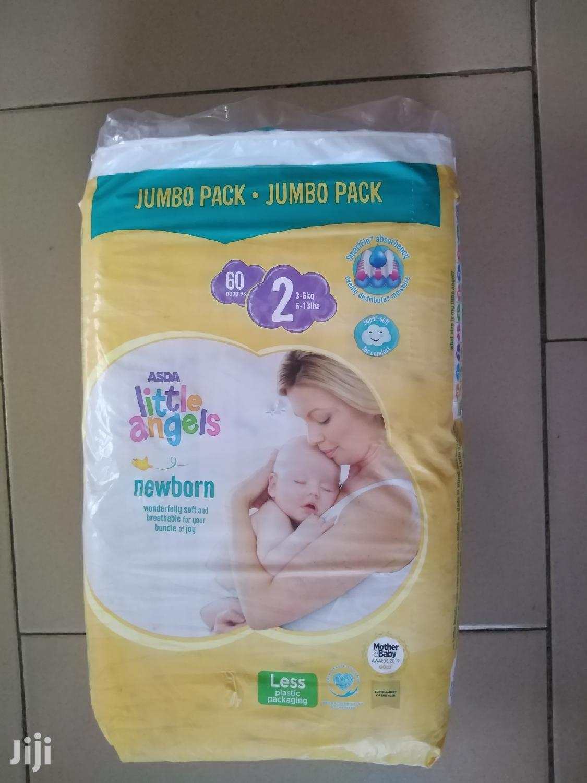 Little Angels Baby Diaper Size 2 Jumbo Pack