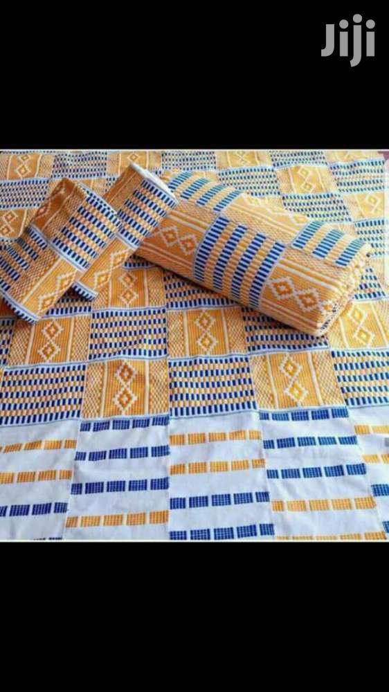 Buy All The Hand Weaved Kente