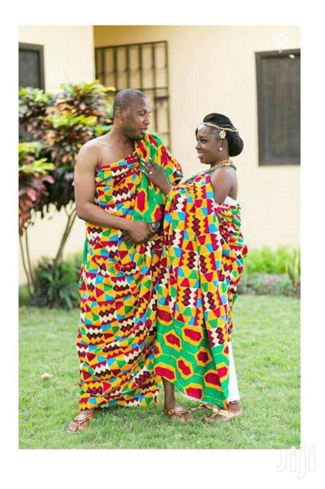 Adwene Ntoma Kente Cloth In Stock