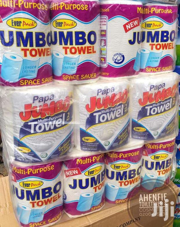 Papa Jumbo Kitchen Towel