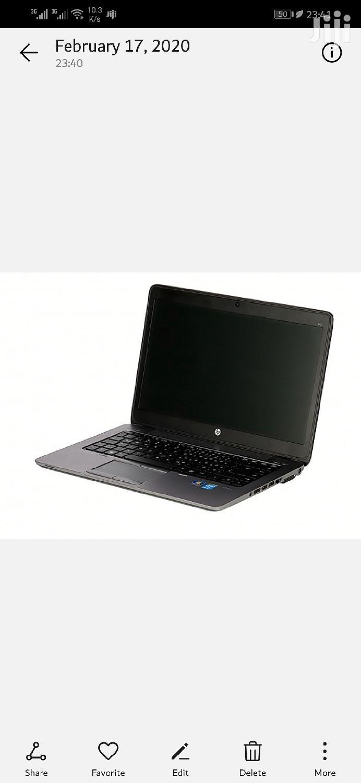 New Laptop HP EliteBook 820 G2 8GB Intel Core i7 HDD 500GB
