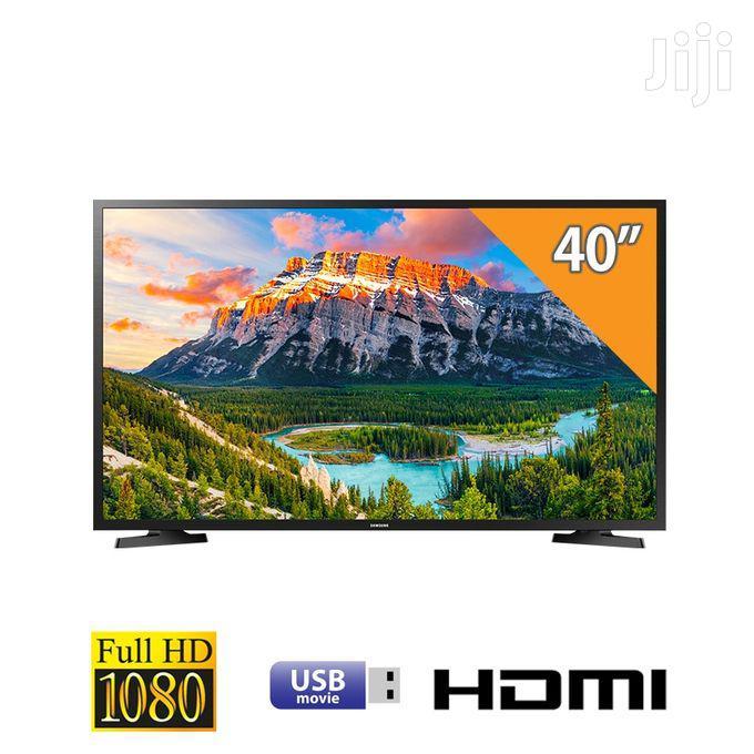 Samsung 40 Inch Full HD Digital Satellite LED TV [UA40N5000]