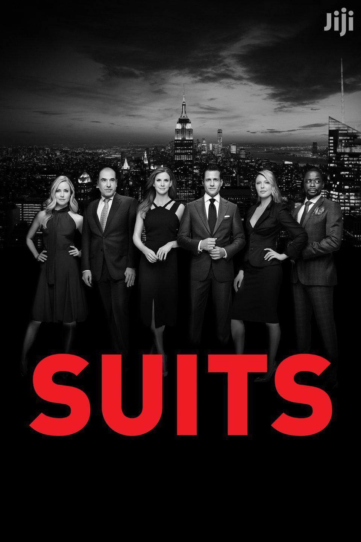 Archive: Suits Complete Season