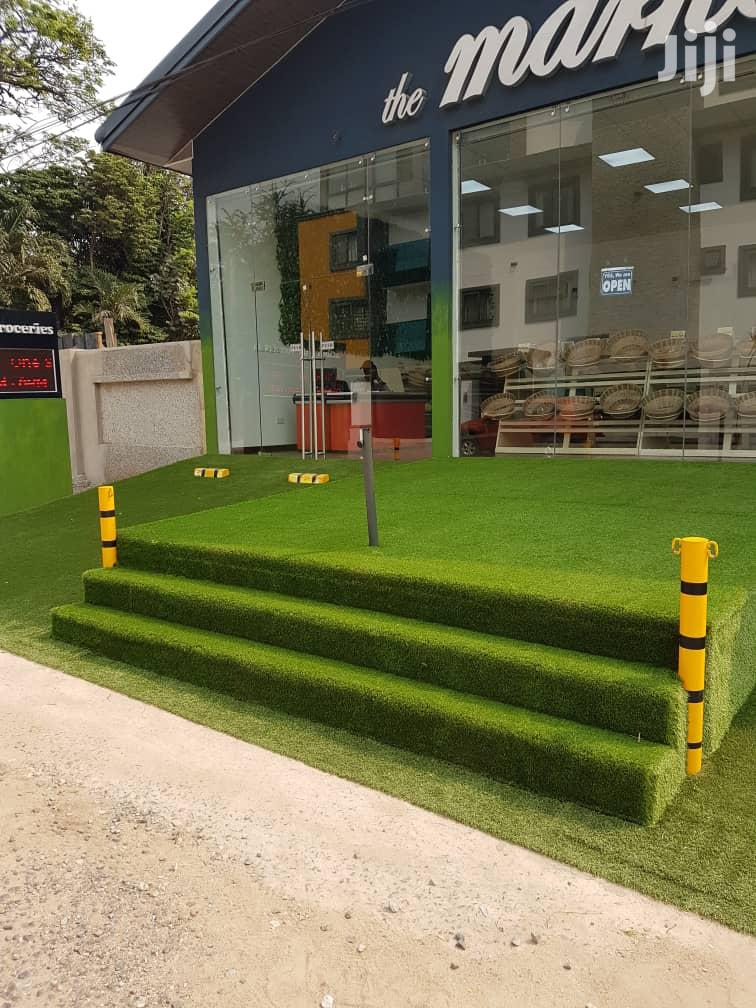 30mm Thickness Artificial Grass Carpet ( Grass Carpet) | Garden for sale in North Kaneshie, Greater Accra, Ghana