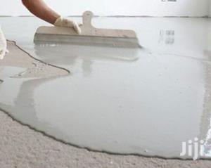 Cementatious Self Leveling Floor Screeding Solution