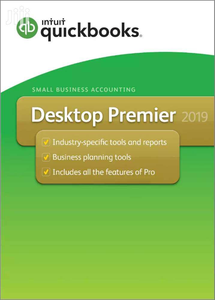 Archive: Quickbooks Premier 2019 _ 5 Users