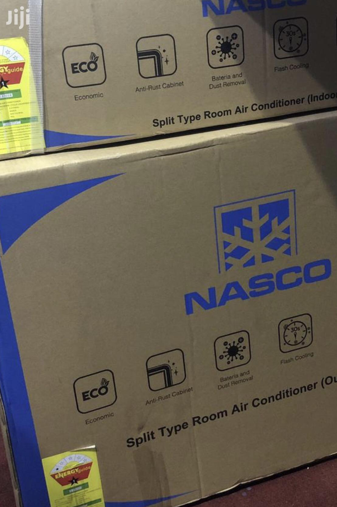 Nasco 1.5 HP Split Air Conditioner Anti Rust Quality