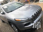 Jeep Cherokee 2016 Silver | Cars for sale in Greater Accra, Abelemkpe