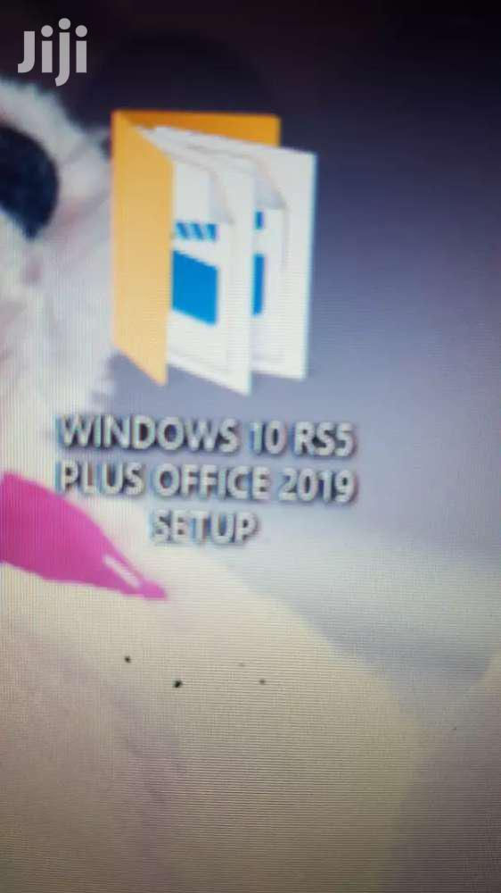 WINDOWS 10 RS5 PLUS MS OFFICE 2019 | Software for sale in Kumasi Metropolitan, Ashanti, Ghana