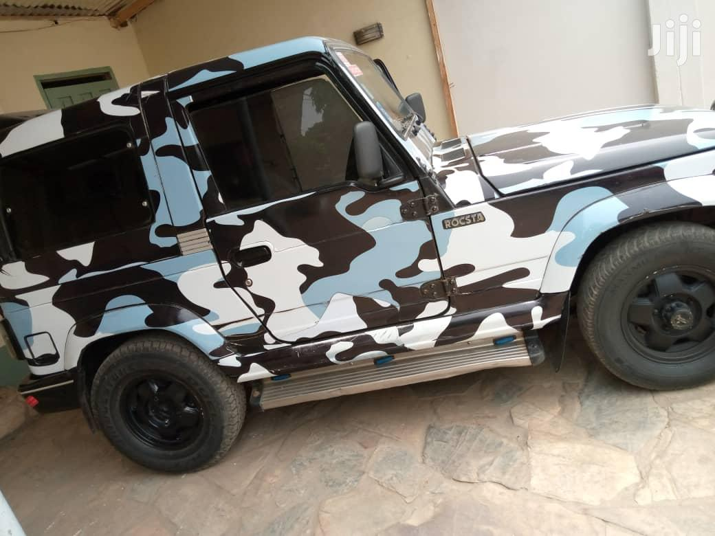 Archive: Jeep Jeepster 2003 White
