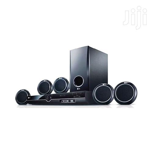 Archive: LG DH3140S 5.1 DVD Home Theater System - 300W
