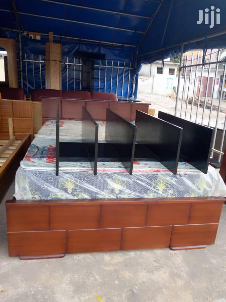 Double Bed | Furniture for sale in Kokomlemle, Greater Accra, Ghana