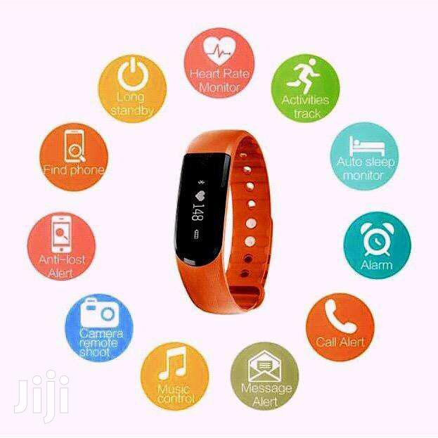 Veryfit Pro Smart Watch Fitness Tracker | Smart Watches & Trackers for sale in Osu, Greater Accra, Ghana
