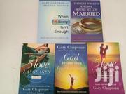 Gary Chapman Books   Books & Games for sale in Greater Accra, East Legon (Okponglo)