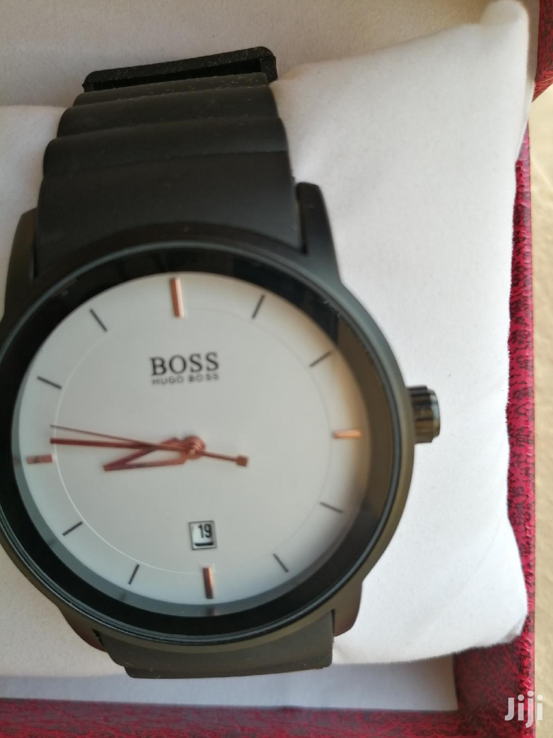 Archive: Wear Hugo Boss To Be The Right Boss
