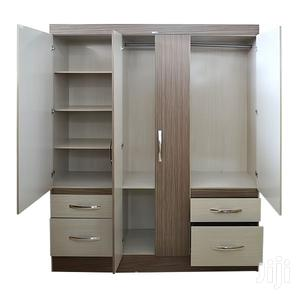 4-door Wardrobe 4 Drawers | Furniture for sale in Greater Accra, Achimota